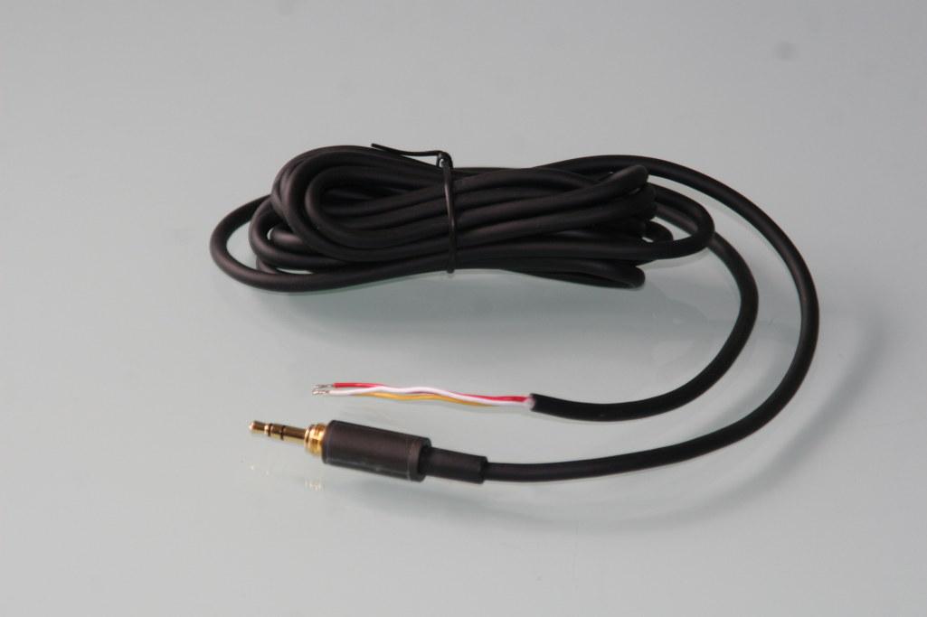 Powieksz do pelnego rozmiaru 0110E03480 K-550 550 kabel do słuchawek