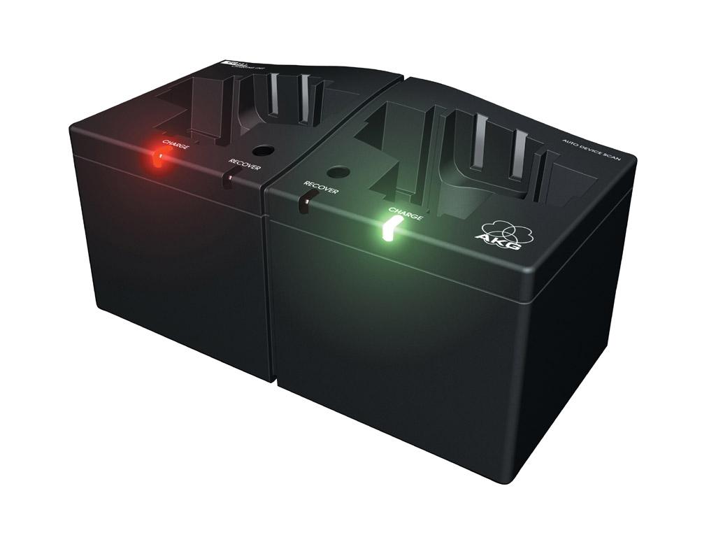 Powieksz do pelnego rozmiaru AKG CU 4000, AKG CU-4000, AKG CU4000, mikrofon bezprzewodowy, zestaw bezprzewodowy, system mikrofonowy bezprzewodowy, nadajnik systemu bezprzewodowego, ładowarka nadajnika bezprzewodowego