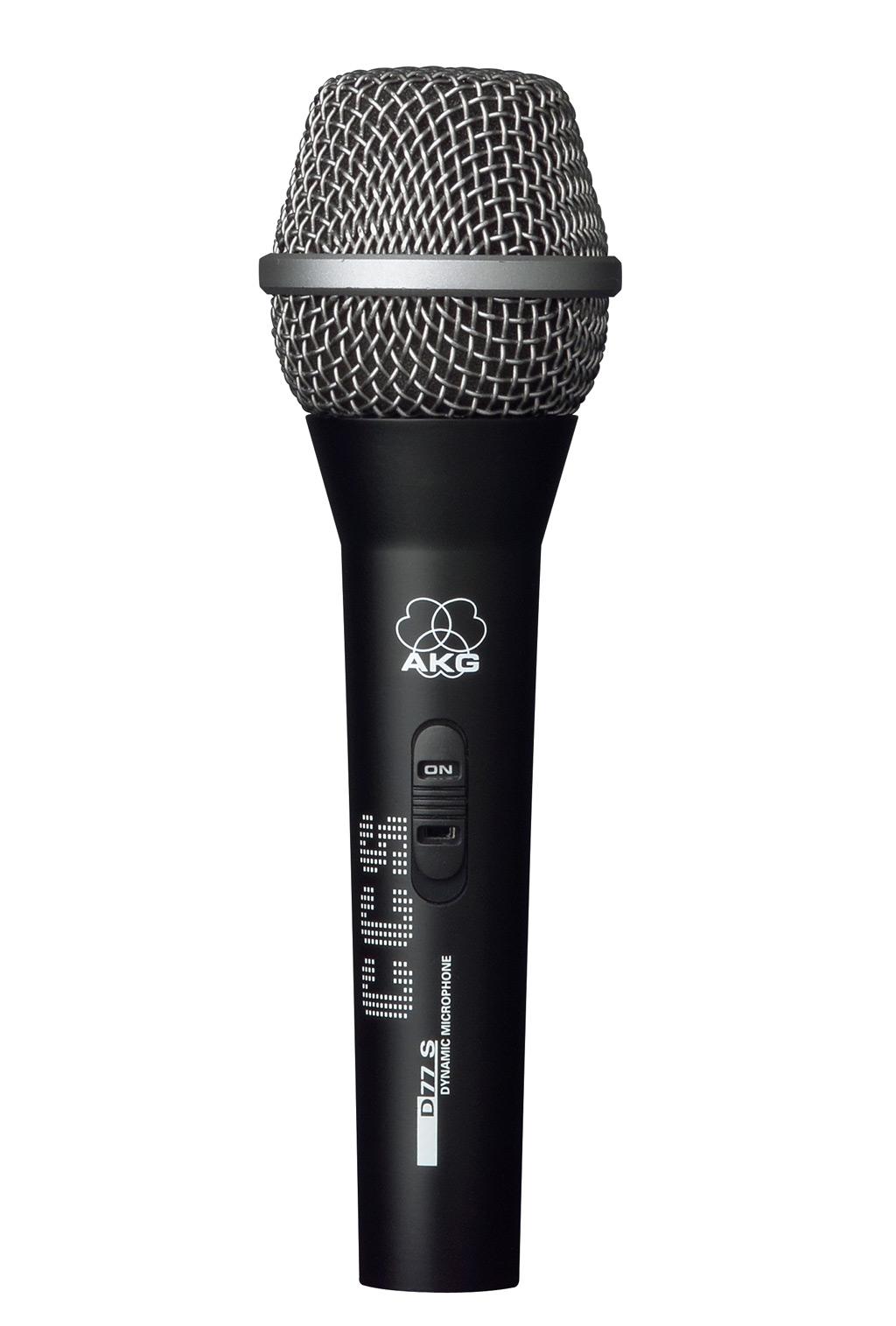 Powieksz do pelnego rozmiaru AKG D 77 S, D-77 S, D-77-S, D 77-S, D77 S, D 77S, D77-S, D-77S, mikrofon ręczny, mikrofon przewodowy, mikrofon dynamiczny, mikrofon kardioidalny, mikrofon wokalowy, mikrofon estradowy, mikrofon instrumentalny