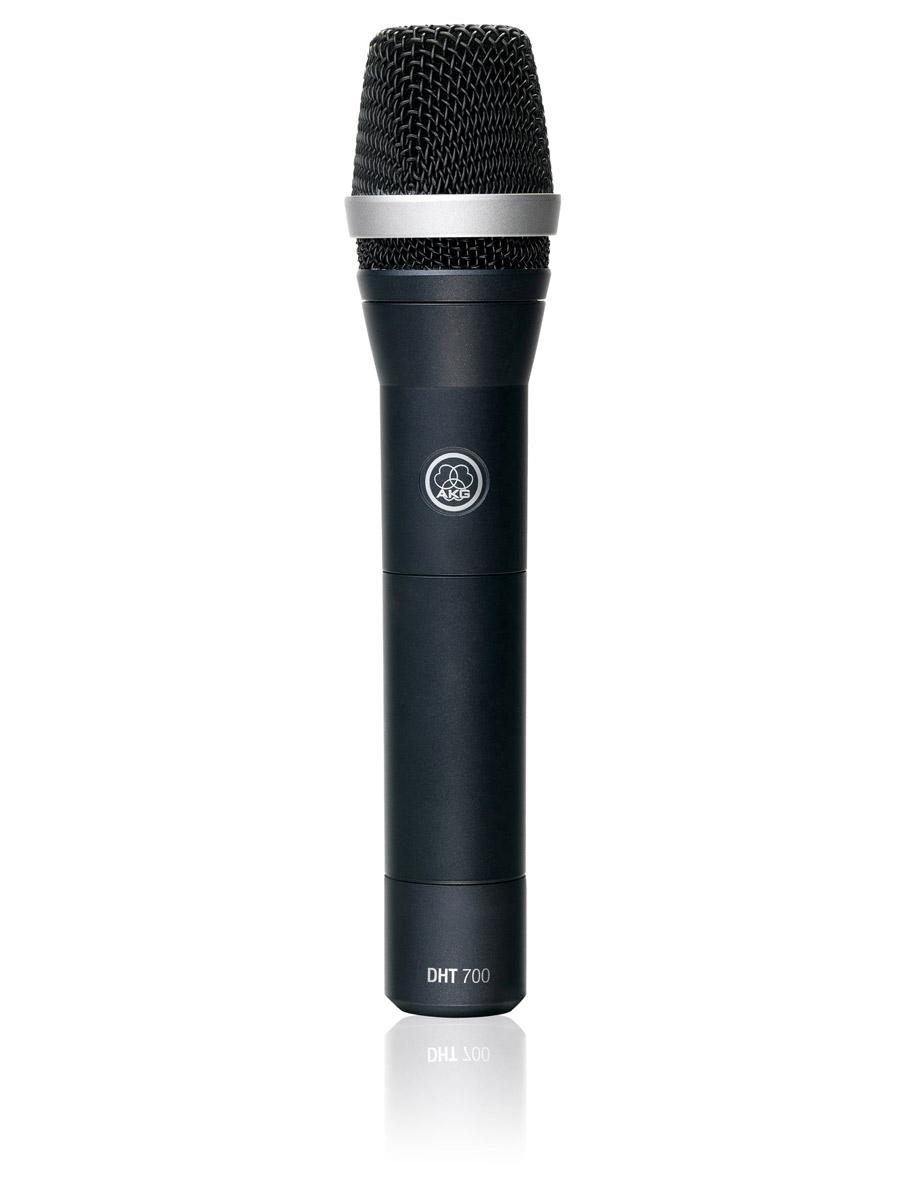 Powieksz do pelnego rozmiaru AKG DHT 700, AKG DHT-700, AKG DHT700, mikrofon bezprzewodowy cyfrowy, zestaw bezprzewodowy cyfrowy, cyfrowy system mikrofonowy bezprzewodowy, nadajnik systemu bezprzewodowego, nadajnik zestawu bezprzewodowego, nadajnik mikrofonowy bezprzewodowy,  nadajnik ręczny, nadajnik mikrofonowy ręczny