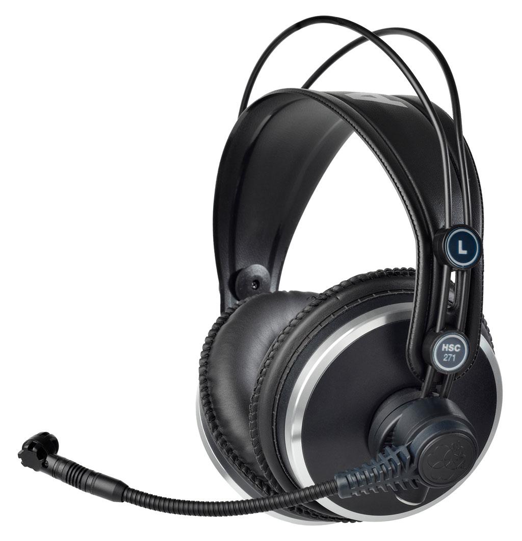 Powieksz do pelnego rozmiaru AKG HSC 271, AKG HSC271, AKG HSC-271, słuchawki hi-fi, słuchawki profesjonalne, słuchawki studyjne, słuchawki realizatorskie, słuchawki z pałąkiem, słuchawki nagłowne, słuchawki wokółuszne, słuchawki zamknięte, słuchawki multimedialne, słuchawki z mikrofonem, zestaw z mikrofonem, słuchawki z kablem jednostronnym, słuchawki z kablem wymiennym, słuchawki z odłączanym przewodem