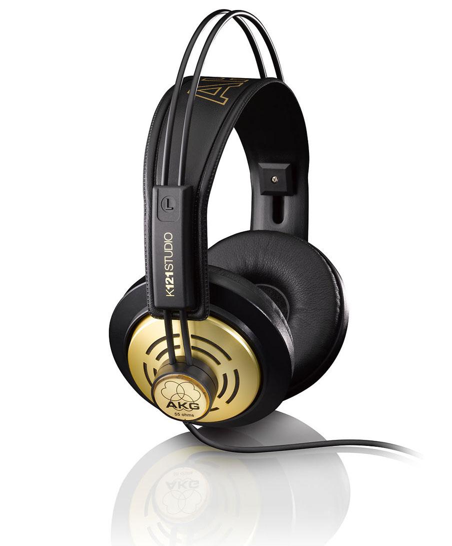 Powieksz do pelnego rozmiaru AKG K 121 Studio, K121Studio, K121 Studio, K 121Studio, K121-Studio, K-121-Studio, K-121 Studio, K-121-Studio, słuchawki hi-fi, słuchawki profesjonalne, słuchawki studyjne, słuchawki realizatorskie, słuchawki z pałąkiem, słuchawki nagłowne, słuchawki nauszne, słuchawki półotwarte, słuchawki z kablem jednostronnym