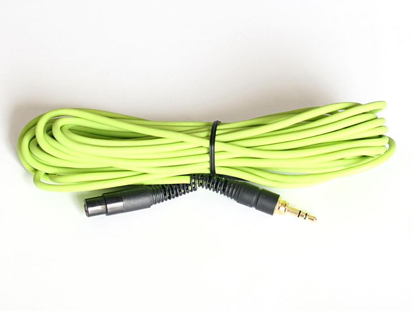 Powieksz do pelnego rozmiaru przewód słuchawkowy, przewód do słuchawek, przewód wymienny kabel słuchawkowy, kabel do słuchawek, kabel wymienny Q701, Q-701, Q 701 0110E03470