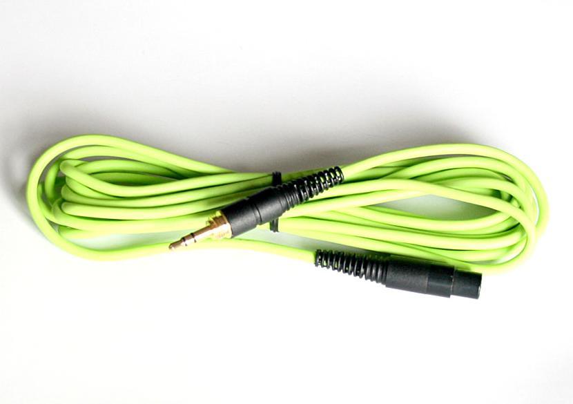 Powieksz do pelnego rozmiaru przewód słuchawkowy, przewód do słuchawek, przewód wymienny kabel słuchawkowy, kabel do słuchawek, kabel wymienny Q701, Q-701, Q 701 0110E03460